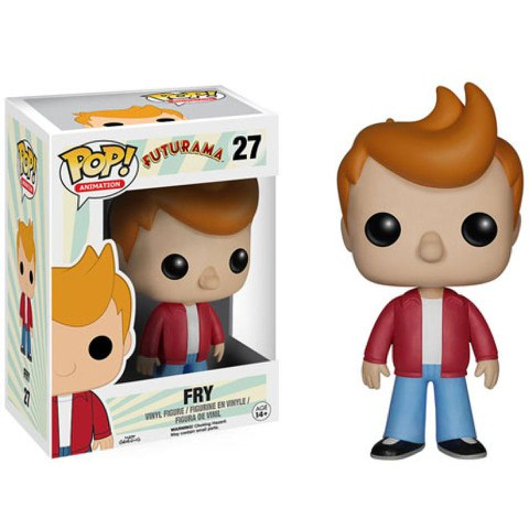 Figurine Funko Pop! Futurama Fry