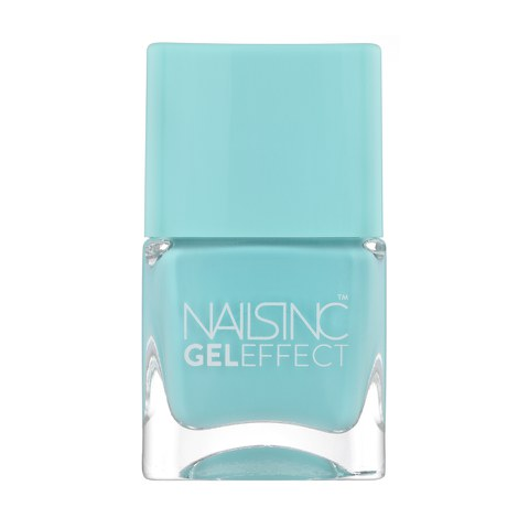 nails inc. Queens Gardens Gel Effect Nail Varnish (14ml)