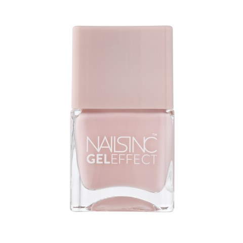 nails inc. Mayfair Lane Gel Effect Nail Varnish (14ml)