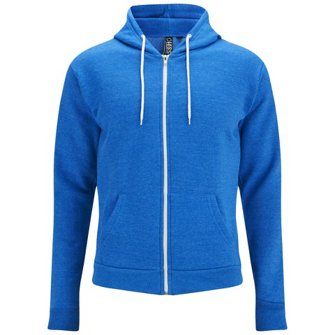 Soul Star Men's MSW Berkley Hoody - Turquoise