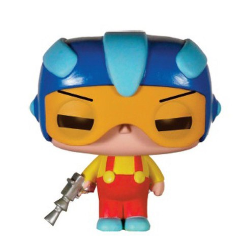 Family Guy Ray Gun Stewie Funko Pop! Figur