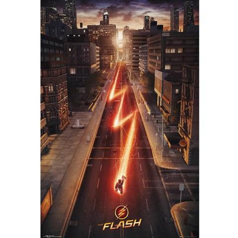 DC Comics The Flash One Sheet - Maxi Poster - 61 x 91.5cm