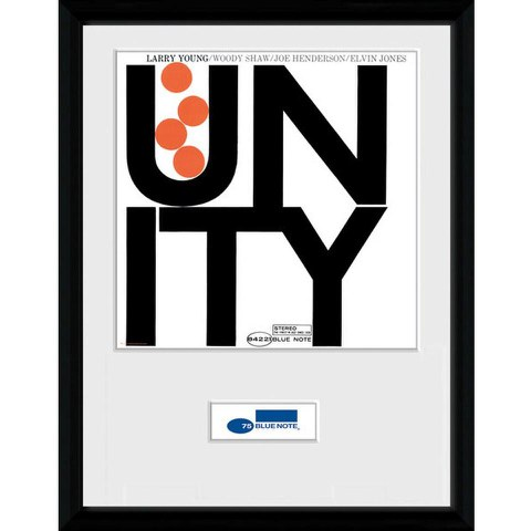 Blue Note Unity Bravado - Framed Photographic - 16 Inch x 12'