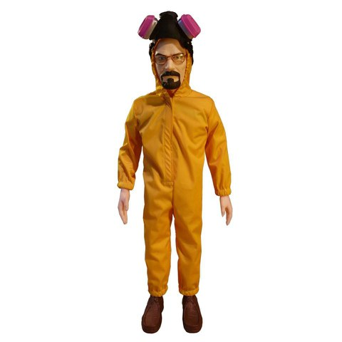 Breaking Bad Talking Walter White The Cook Heo Exclusive Action Figure