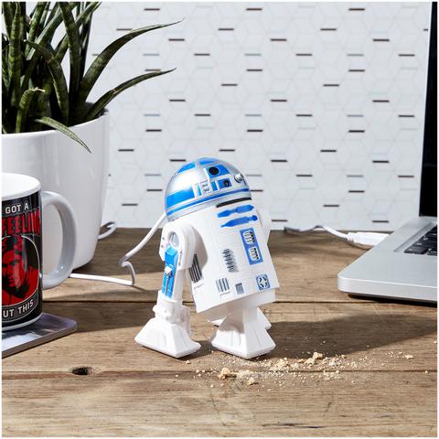 Star Wars R2-D2 Staubsauger für den Schreibtisch
