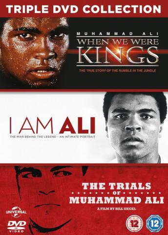 Muhammad Ali Triple DVD Collection