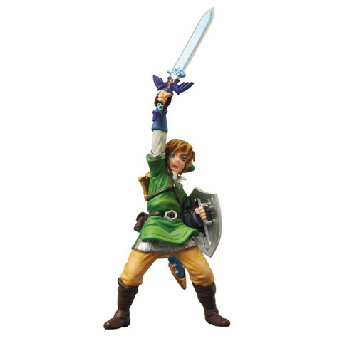 Nintendo Series 1 The Legend of Zelda Link Skyward Sword Mini Figure