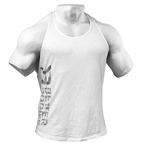 Better Bodies Symbolprinted T-back - White