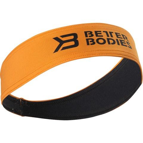 Better Bodies Hair Sweatband - Bright Orange
