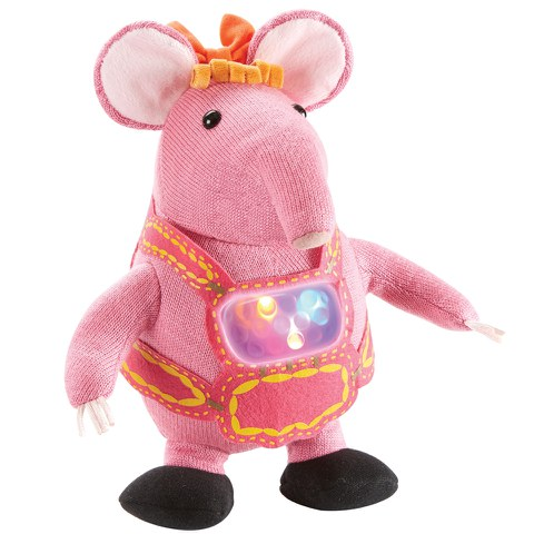 Peluche The Clangers - Berceuse Starlight Tiny