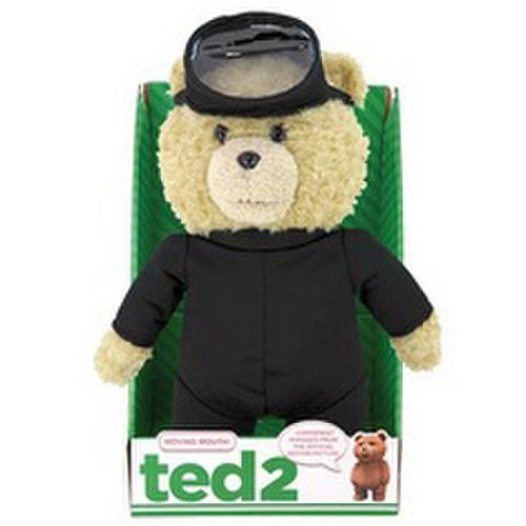 Ted 2 Ted Animated Clean Scuba Outfit Talking 16 Inch Plush Figure