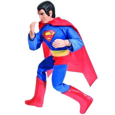 Mego DC Comics Superman Super Power Superman 8 Inch Action Figure