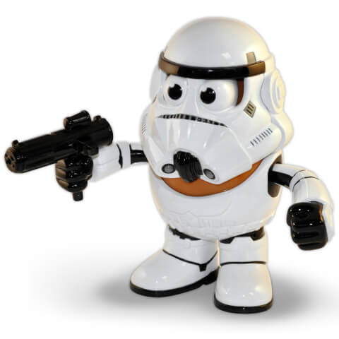 Figurine Mr Patate Stormtrooper Star Wars - Poptater