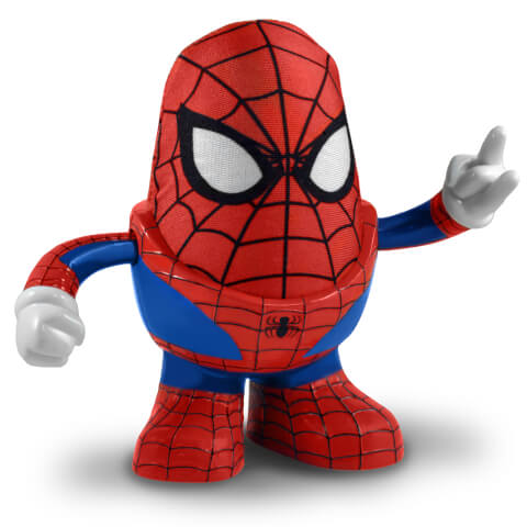 Figurine Mr Patate Spider-Man Marvel - Poptater