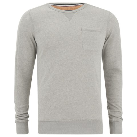 Produkt Men's GMS Cut and Sew Sweatshirt - Light Grey Melange