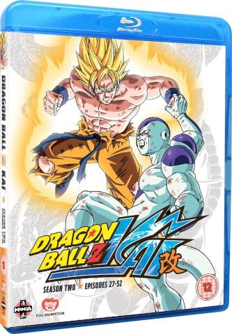 Dragon Ball Z KAI Temporada 2 (Episodios 27-52)
