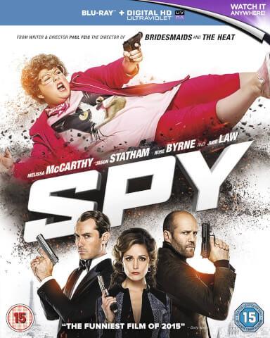 Spy (copia UltraViolet incl.)