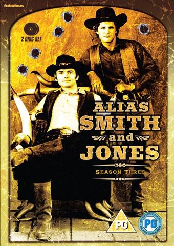 Alias Smith and Jones - Season 3