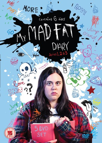 My Mad Fat Diary Series 1-3