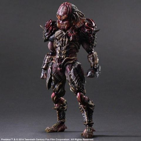Square Enix Predator Play Arts Kai Variant 12 Inch Figure