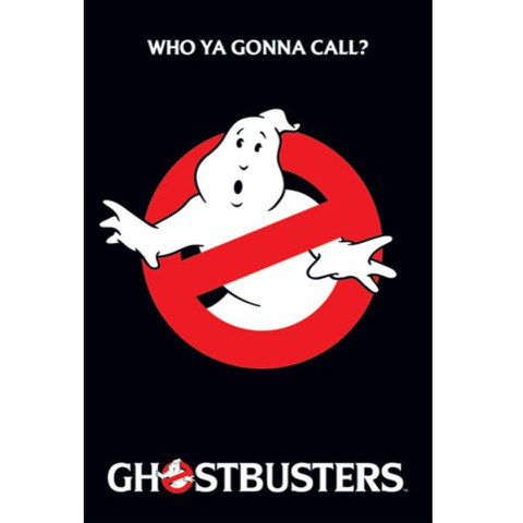 Ghostbusters Logo - 24 x 36 Inches Maxi Poster
