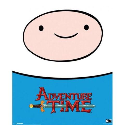 Adventure Time Finn - 16 x 20 Inches Mini Poster