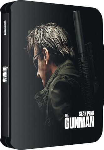 Gunman - Steelbook Exclusif Limité pour Zavvi
