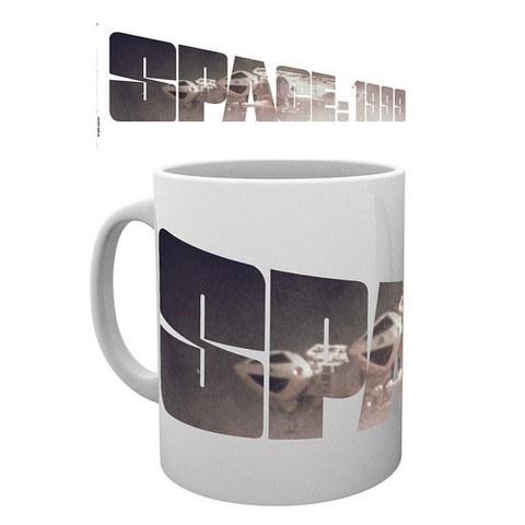 Space 1999 Logo - Mug