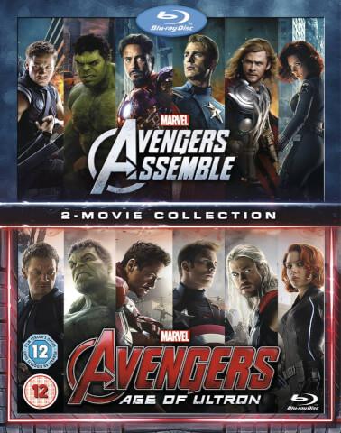 Avengers / Avengers : L'ère d'Ultron