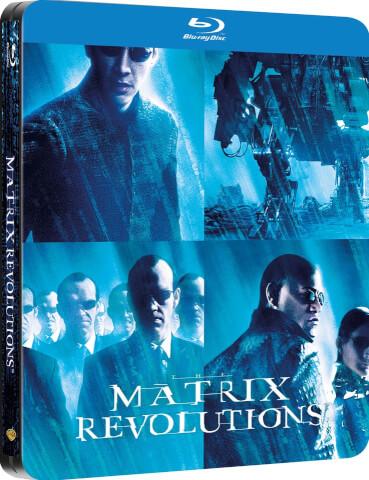 The Matrix - Steelbook de Edición Limitada