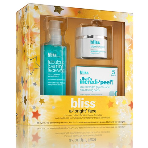 Bliss A-Bright Face Gift Set