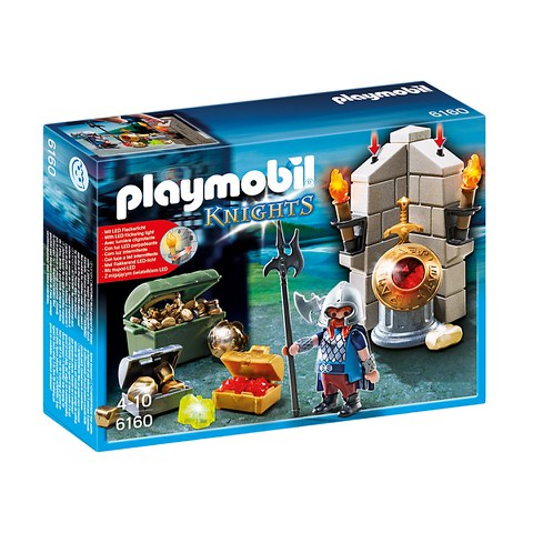 Playmobil King's Treasure Guard (6160)