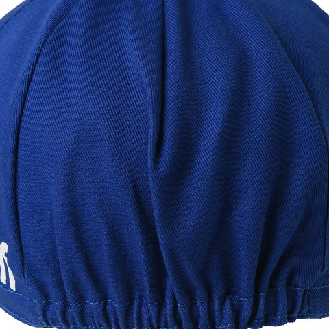 Le Coq Sportif Retro Sport Cycling Cap Blue Probikekit Uk
