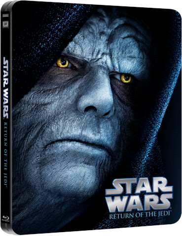 Star Wars Episode VI: Return of The Jedi - Limited Edition Steelbook (UK EDITION)