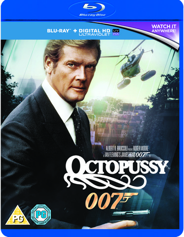 Octopussy (Includes HD UltraViolet Copy)