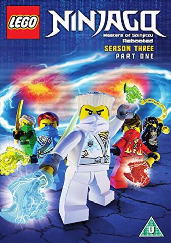 LEGO Ninjago - Series 3 Part 1