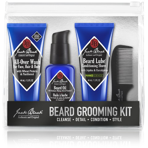 Jack Black Beard Grooming Kit (Worth £27.07)