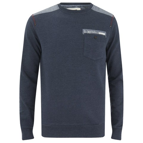 Smith & Jones Men's Smithlands Sweatshirt - Navy
