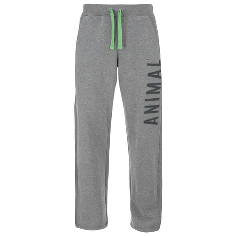 Animal Men's Ashden Sweatpants - Charcoal Grey Marl