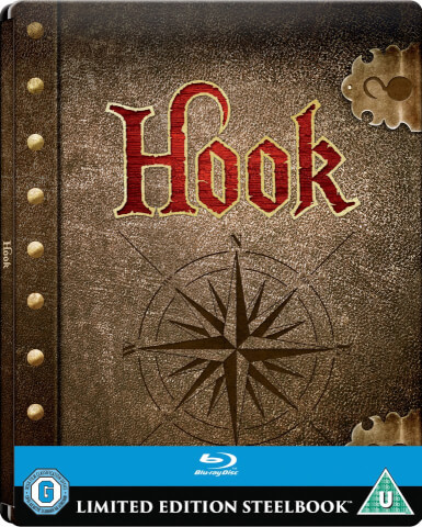 Hook - Zavvi Exclusive Limited Edition Steelbook