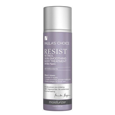 Paula's Choice Resist Retinol Skin-Smoothing Body Treatment with Antioxidants (118ml)