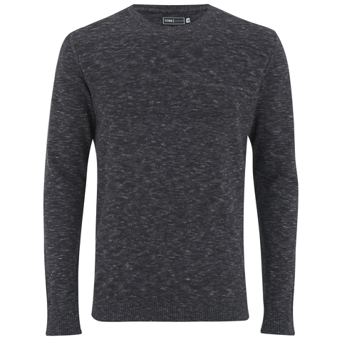 Jack & Jones Men's Durwin Jumper - Black