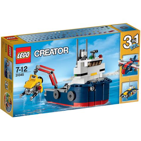 LEGO Creator: Oceaanonderzoeker (31045)