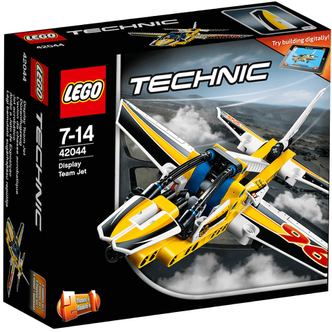 LEGO Technic: Display Team Jet (42044)