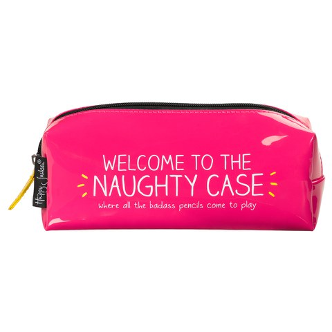 Happy Jackson Naughty Pencil Case