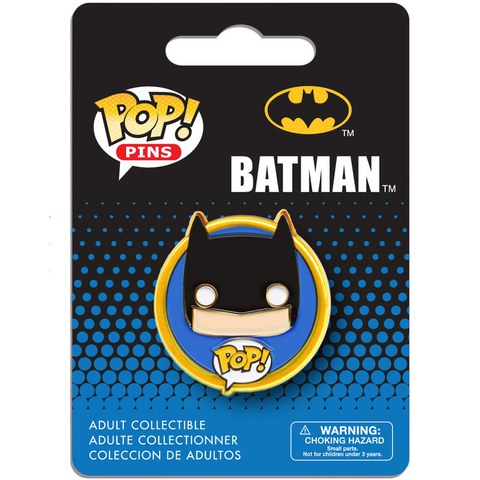 DC Comics Batman Pop! Pin