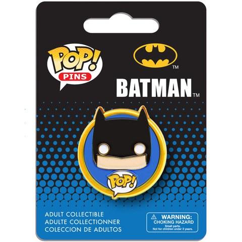 DC Comics POP! Pins Ansteck-Button Batman