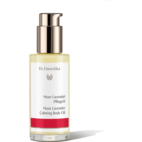 Dr. Hauschka Moor Lavender Calming Body Oil (75ml)