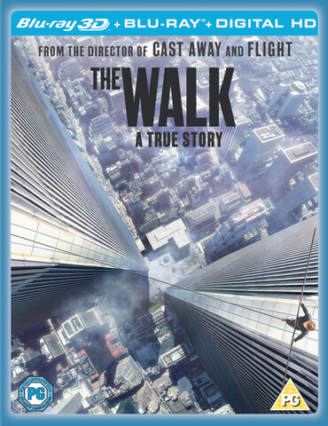 The Walk 3D (Includes 2D Copy)