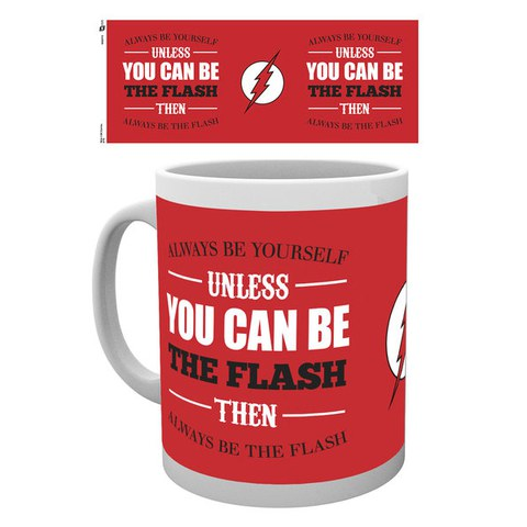 DC Comics The Flash Be Yourself - Mug